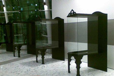 Bakü Müze Mobilyaları