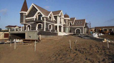 Bakü Villa Dekorasyon